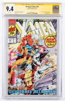 "Art Thirbert Signed 1991 ""The Uncanny X-Men"" Issue #281 Marvel Comic Book (CGC 9.4) at PristineAuction.com"