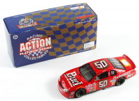 Ricky Craven Signed LE #50 Budweiser 1998 Chevy Monte Carlo 1:24 Scale Die Cast Car (JSA COA) at PristineAuction.com