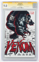 "Rick Remnder Signed 2011 ""Venom"" Issue #1 Marvel Comic Book (CGC 9.0) at PristineAuction.com"