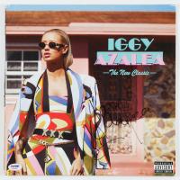"Iggy Azalea Signed ""The New Classic"" Vinyl Record Album Cover (PSA Hologram) at PristineAuction.com"
