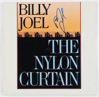 "Billy Joel Signed ""The Nylon Curtain"" Vinyl Record Album Cover (JSA Hologram) at PristineAuction.com"