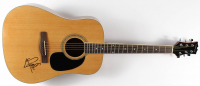 """Niall Horan Signed 41"""" Acoustic Guitar (Beckett Hologram) at PristineAuction.com"""