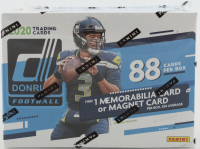 2020 Panini Donruss Football Blaster Box with (11) Packs at PristineAuction.com