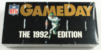 1992 Fleer Game Day Football Box with (36) Packs at PristineAuction.com