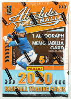 2020 Panini Absolute Baseball (2) Pack Blaster Box at PristineAuction.com