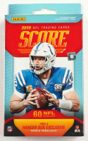 2019 Panini Score Football Hanger Box of (60) Cards at PristineAuction.com
