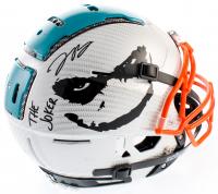 "Lynn Bowden Jr. Signed Full-Size Authentic On-Field F7 Helmet Inscribed ""The Joker"" (Beckett Hologram) at PristineAuction.com"