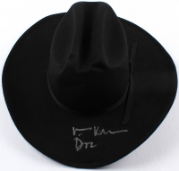 "Val Kilmer Signed ""Tombstone"" Cowboy Hat Inscribed ""Doc"" (Beckett Hologram) at PristineAuction.com"