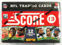 2013 Score Football Blaster Box of (11) Packs at PristineAuction.com
