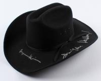 """Val Kilmer Signed """"Tombstone"""" Cowboy Hat Inscribed """"I'm Your Huckleberry"""" (Radtke Hologram) at PristineAuction.com"""