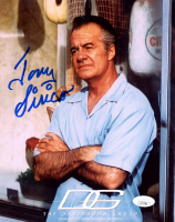 Tony Sirico Signed 8x10 Photo (JSA COA) at PristineAuction.com
