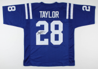 Jonathan Taylor Signed Jersey (JSA COA) at PristineAuction.com