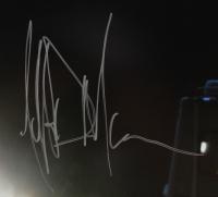 "Jeffrey Dean Morgan Signed ""The Walking Dead"" 16x20 Photo (Radtke COA) at PristineAuction.com"