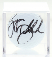 Bryson Dechambeau Signed Titleist Golf Ball with Display Case (JSA COA) at PristineAuction.com