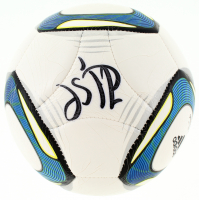 Hope Solo Signed Adidas Mini Soccer Ball (JSA COA) at PristineAuction.com