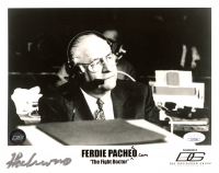 Ferdie Pacheco Signed 8x10 Photo (JSA COA) at PristineAuction.com