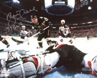 "Brett Hull Signed Stars 8x10 Photo Inscribed ""'99 GWS"" (Steiner COA) at PristineAuction.com"