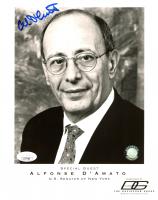 Al D'Amato Signed 8x10 Photo (JSA COA) at PristineAuction.com