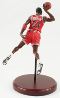 """Michael Jordan 1988 Slam Dunk Champion Upper Deck 13"""" Figurine with Display Stand at PristineAuction.com"""
