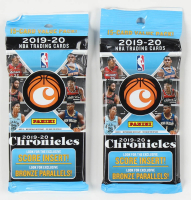 Lot of (2) 2019-20 Panini Chronicles Basketball Packs of (15) Cards at PristineAuction.com