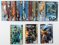 """Lot of (49) """"Ultimate Fantastic Four"""" Marvel Comic Books at PristineAuction.com"""