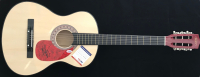 Morgan Evans Signed Full-Size Acoustic Guitar (PSA COA) at PristineAuction.com