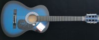 Lindsay Ell Signed Full-Size Acoustic Guitar (PSA COA) at PristineAuction.com