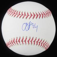 Luis Robert Signed OML Baseball (JSA COA) at PristineAuction.com