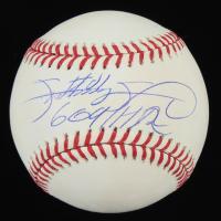 "Sammy Sosa Signed OML Baseball Inscribed ""609 HR"" (Beckett COA) at PristineAuction.com"