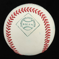 Mickey Mantle, Whitey Ford & Billy Martin Signed Baseball (PSA Hologram) at PristineAuction.com