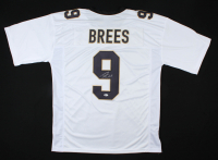 Drew Brees Signed Jersey (Beckett COA) at PristineAuction.com