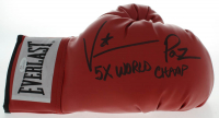 "Vinny Paz Signed Everlast Boxing Glove Inscribed ""5x World Champ"" (JSA COA) at PristineAuction.com"