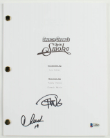 "Cheech Marin & Tommy Chong Signed ""Cheech & Chong's Up in Smoke"" Movie Script Inscribed ""19"" (Beckett COA) at PristineAuction.com"