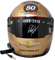Richard Childress Signed NASCAR RCR 50th Anniversary Full-Size Helmet (PA Hologram & Beckett COA) at PristineAuction.com
