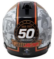 Richard Childress Signed NASCAR RCR 50th Anniversary Full-Size Helmet (PA Hologram & Beckett COA) at PristineAuction.com