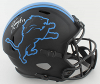 Kenny Golladay Signed Lions Full-Size Eclipse Alternate Speed Helmet (Beckett Hologram) (See Description) at PristineAuction.com