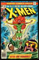 "1976 ""X-Men"" Issue #101 Marvel Comic Book at PristineAuction.com"
