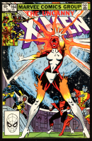"1982 ""Uncanny X-Men"" Issue #164 Marvel Comic Book at PristineAuction.com"