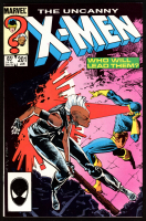 "1986 ""Uncanny X-Men"" Issue #201 Marvel Comic Book at PristineAuction.com"