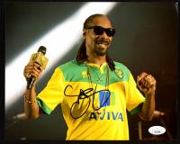 Snoop Dogg Signed 8x10 Photo (JSA COA) at PristineAuction.com