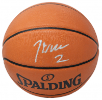 John Wall Signed Wizards Logo NBA Game Ball Series Basketball (JSA COA) at PristineAuction.com