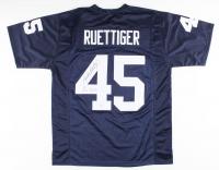 "Rudy Ruettiger Signed Jersey Inscribed ""Go Irish"" (Beckett COA) at PristineAuction.com"