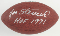 "Jan Stenerud Signed NFL Football Inscribed ""HOF 1991"" (Schwartz COA) at PristineAuction.com"