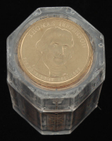 Roll of (20) 2007-D Thomas Jefferson Presidential Dollars (ANACS MS 63) at PristineAuction.com