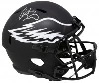 Alshon Jeffery Signed Eagles Full-Size Eclipse Alternate Speed Helmet (Beckett COA) at PristineAuction.com