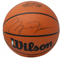 Michael Jordan Signed LE Basketball (PSA LOA & UDA Hologram) at PristineAuction.com