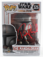 "Pedro Pascal Signed ""The Mandalorian"" #326 Funko Pop! Vinyl Figure (Beckett COA) at PristineAuction.com"