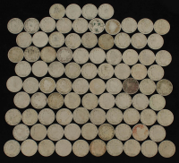 "Lot of (90) Liberty Head ""V"" Nickels at PristineAuction.com"