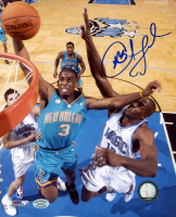 Chris Paul Signed Hornets 8x10 Photo (SOP COA) at PristineAuction.com