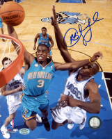 Chris Paul Signed Hornets 8x10 Photo (SOP COA) at PristineAuction.com